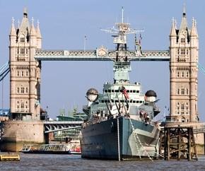 HMS Belfast - Londres