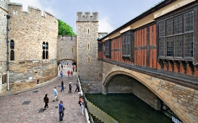 Traitor's Gate - Tower of London
