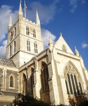 Southwark Cathedral - Londres