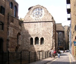 Winchester Palace - Londres