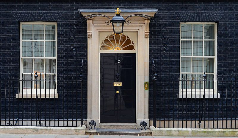 10 Downing Street, autor Sergeant Tom Robinson RLC