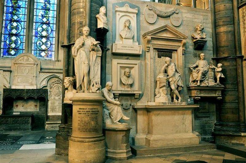 Abadia de Westminster, Poet's Corner