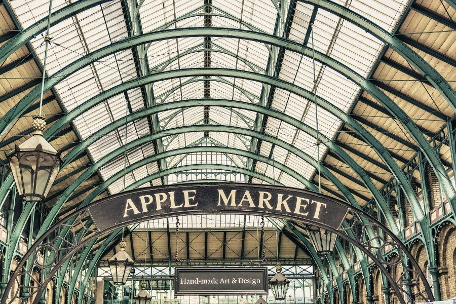 Apple Market, Covent Garden