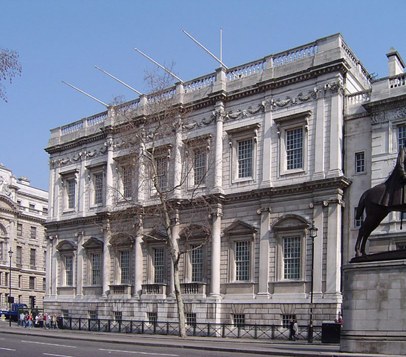 Banqueting House. Wikimedia Commons, autor ChrisO