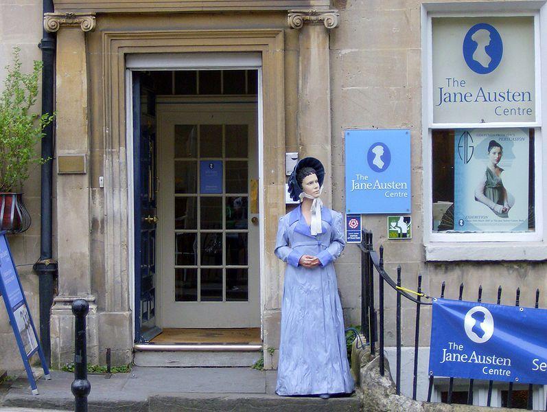 Centro Jane Austen, Bath