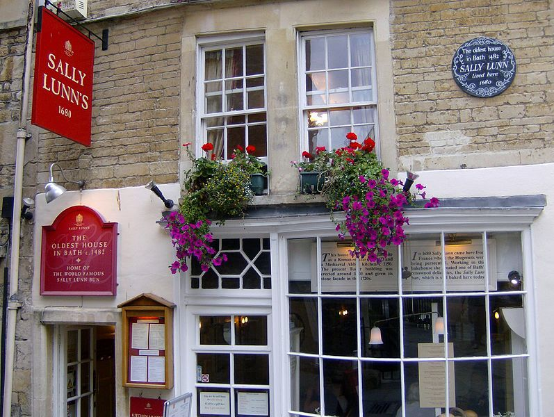 Sally Lunn's Refresh House, Bath