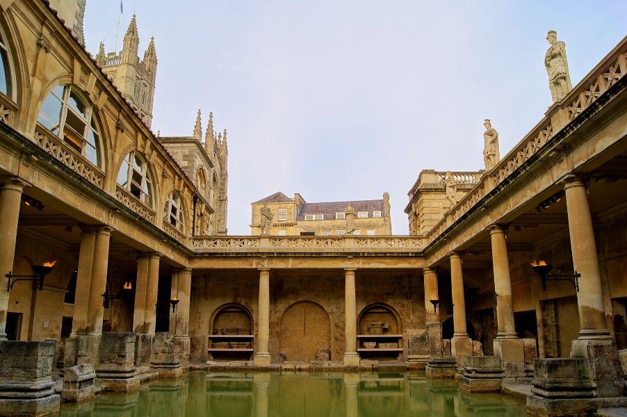 Gran Baño, Bath