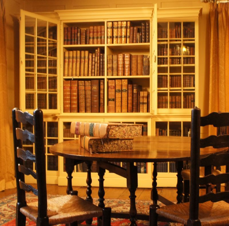 Biblioteca © Dr Johnson's House