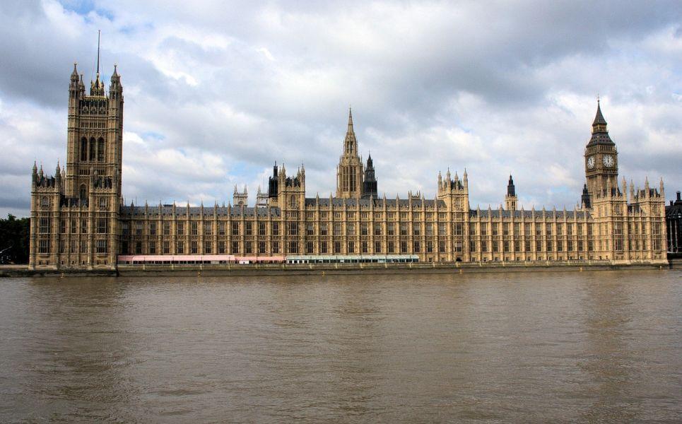 Big Ben y Palacio de Westminster