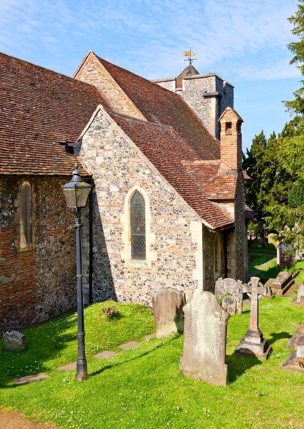 St Martin, Canterbury