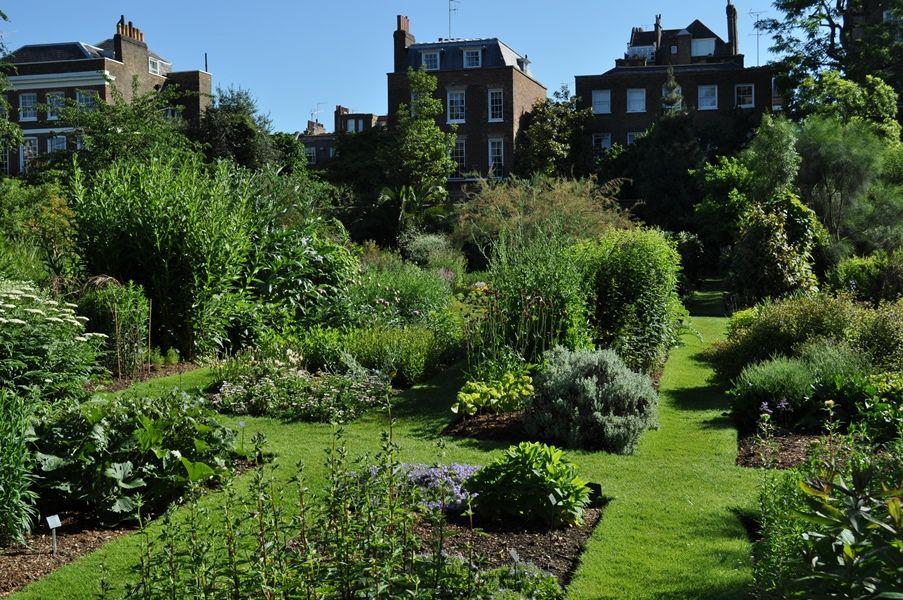 Chelsea Physic Garden © Nick Bailey