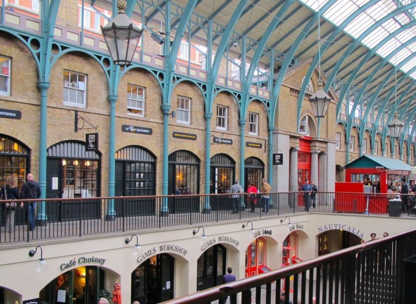 Covent Garden, mercado
