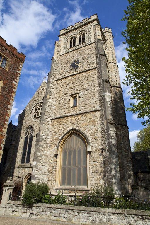 St Mary at Lambeth, Garden Museum