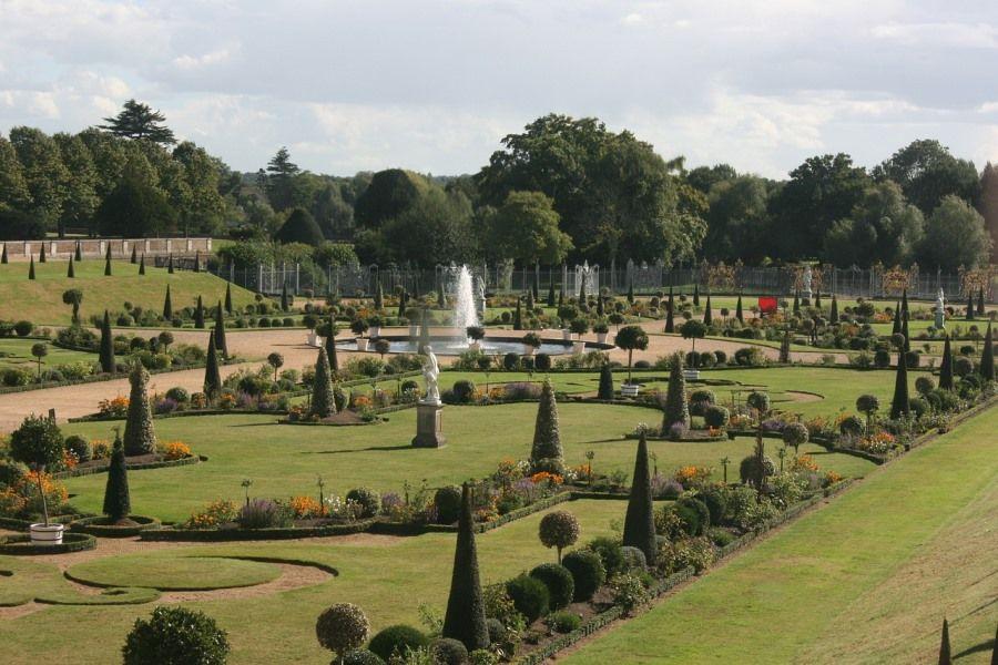 Jardines de Hampton Court