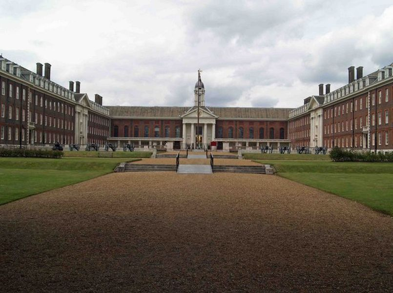 Royal Hospital Chelsea. Wikimedia Commons, autor Steve F.