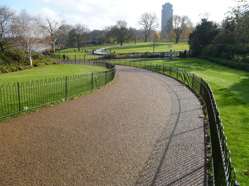 Diana Memorial, Hyde Park
