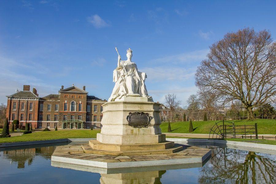 Entradas para el Palacio de Kensington