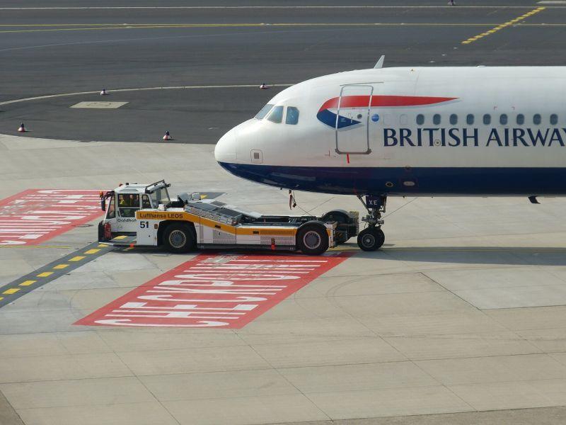 Aeropuerto London City en Londres