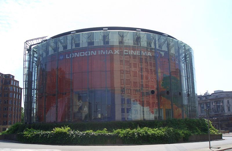 London IMAX cinema