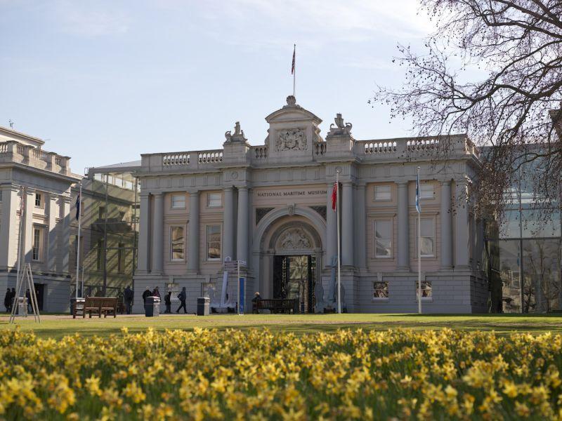 Museo Marítimo Nacional © National Maritime Museum, London