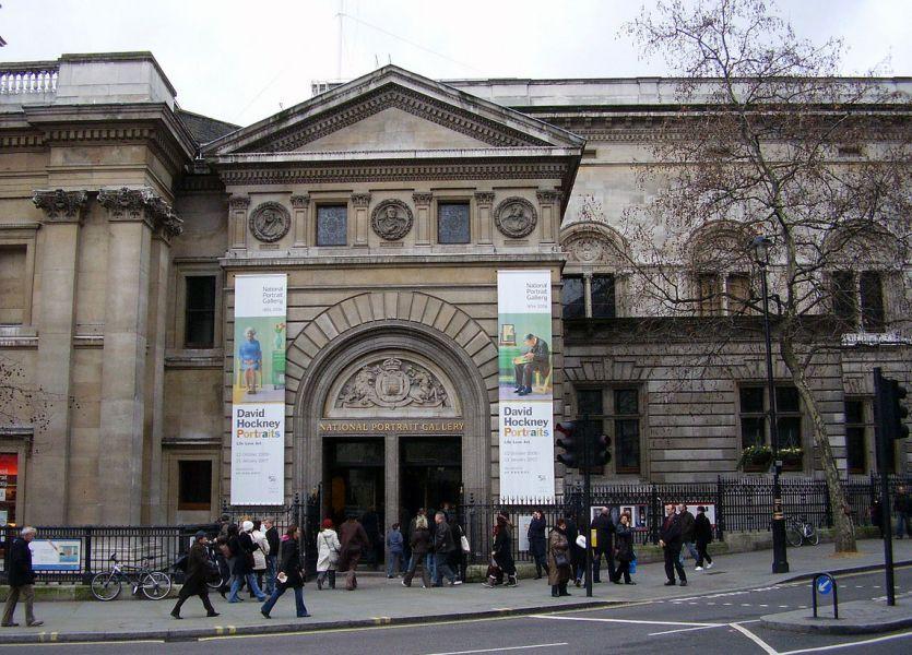 National Portrait Gallery. Wikimedia Commons, autor Ham