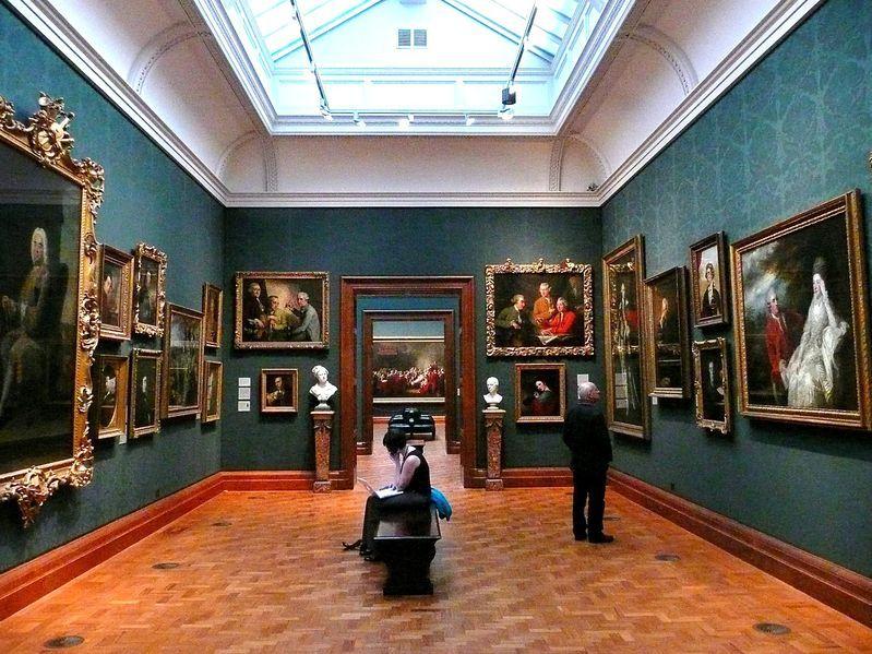 National Portrait Gallery. Wikimedia Commons, autor Herry Lawford