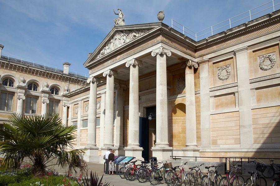 Museo Ashmolean © Ashmolean Museum, University of Oxford
