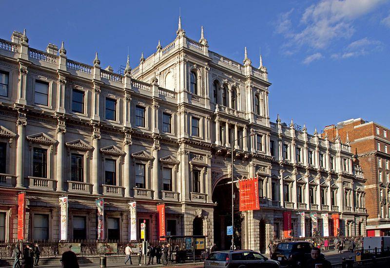 Royal Academy Of Arts. Wikimedia Commons, autor Tony Hisgett
