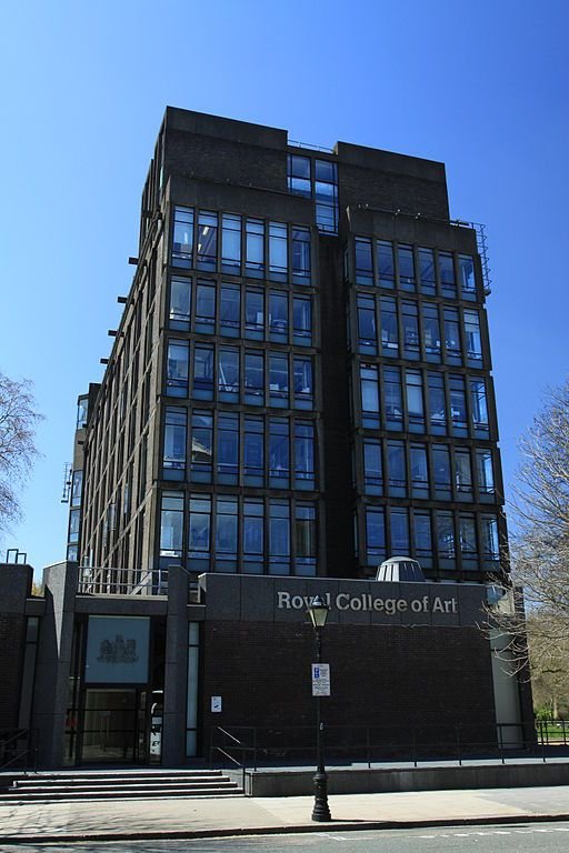 Royal College of Art. Wikimedia Commons, autor Chmee2