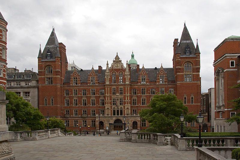 Royal College of Music. Wikimedia Commons, autor Tony Hisgett