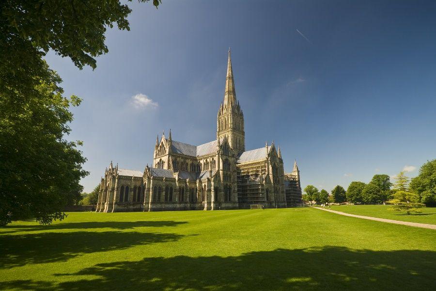 Recinto de la Catedral, Salisbury