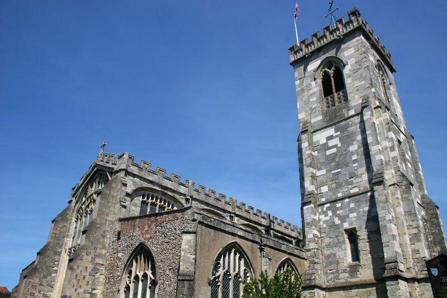 Parroquia de St Thomas, Salisbury
