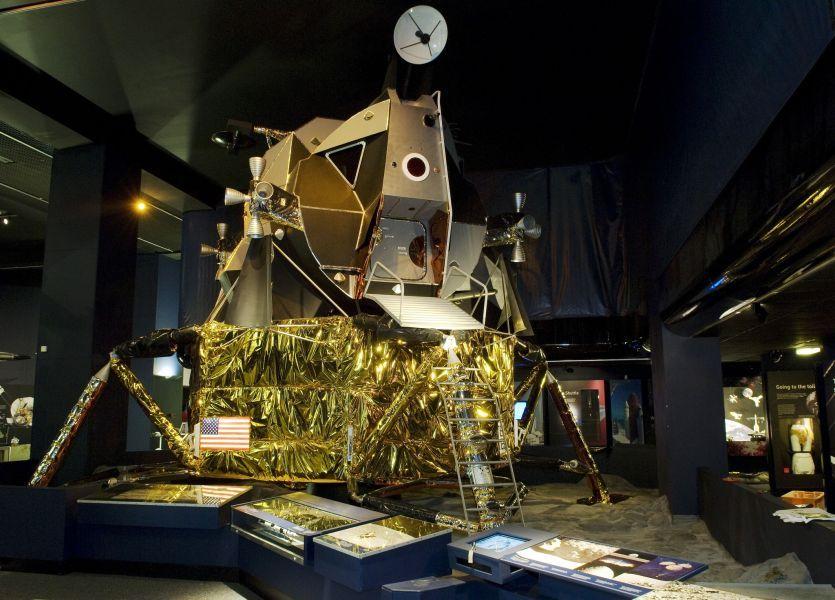Explorando el Espacio, Science Museum © ScienceMuseum