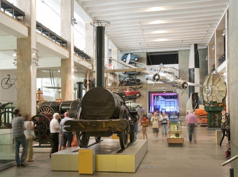 Haciendo el mundo moderno, Science Museum © ScienceMuseum