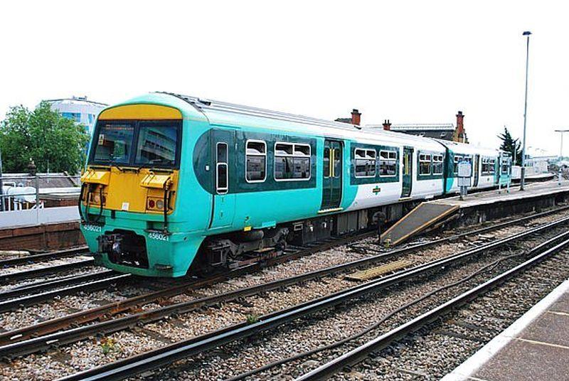 Southern Trains. Wikimedia Commons, autor: Hugh Llewelyn