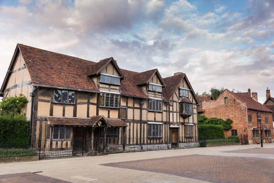 Casa Natal de Shakespeare, Stratford upon Avon