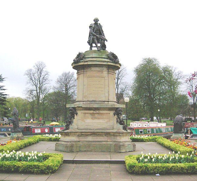 Gower Memorial, Stratford upon Avon