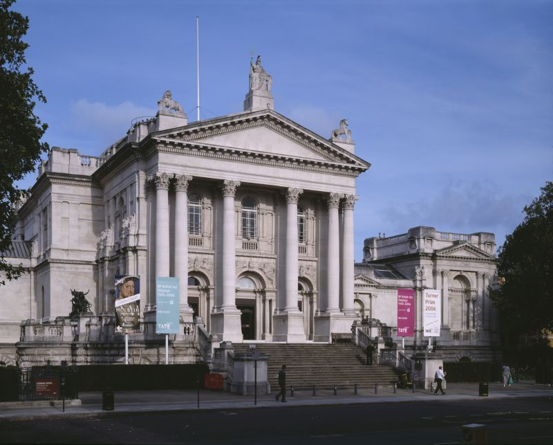 Tate Britain © Tate Photography