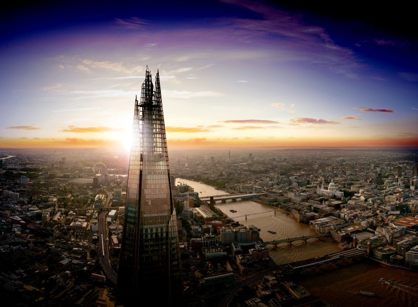 The Shard sin colas