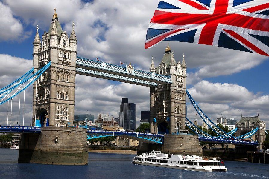 Barco en Londres