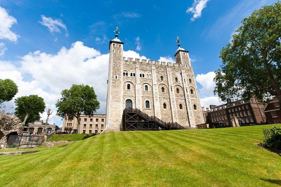 Torre de Londres, White Tower