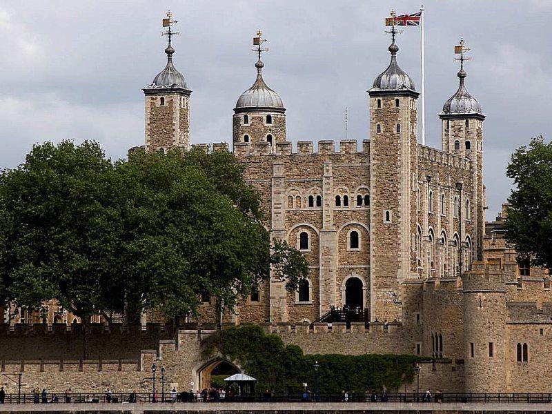 Entrada sin colas a la Torre de Londres