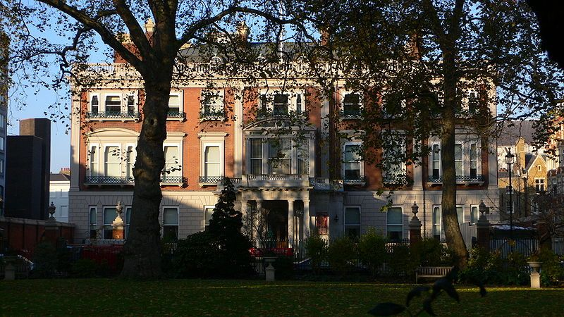 Wallace Collection, Hertford House. Wikimedia Commons, autor Junstinc