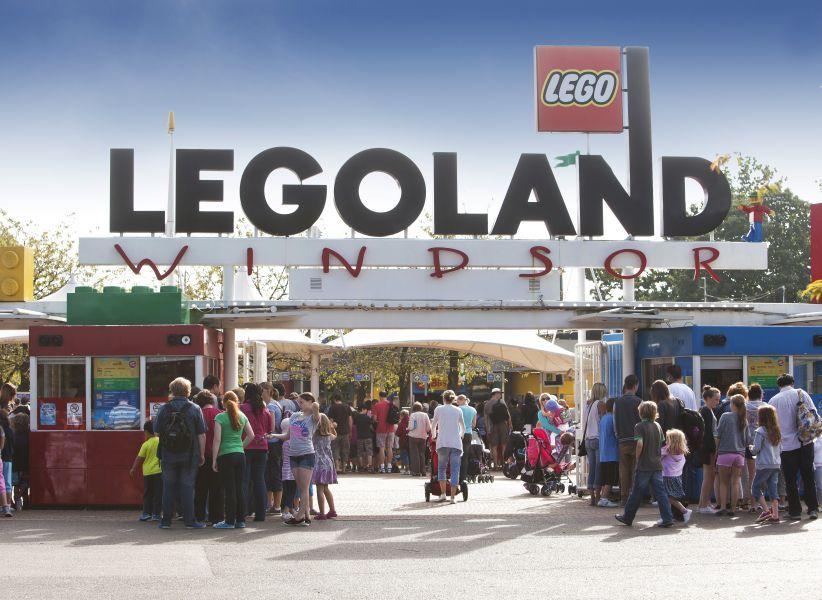 Entrada a Legoland con transporte desde Londres