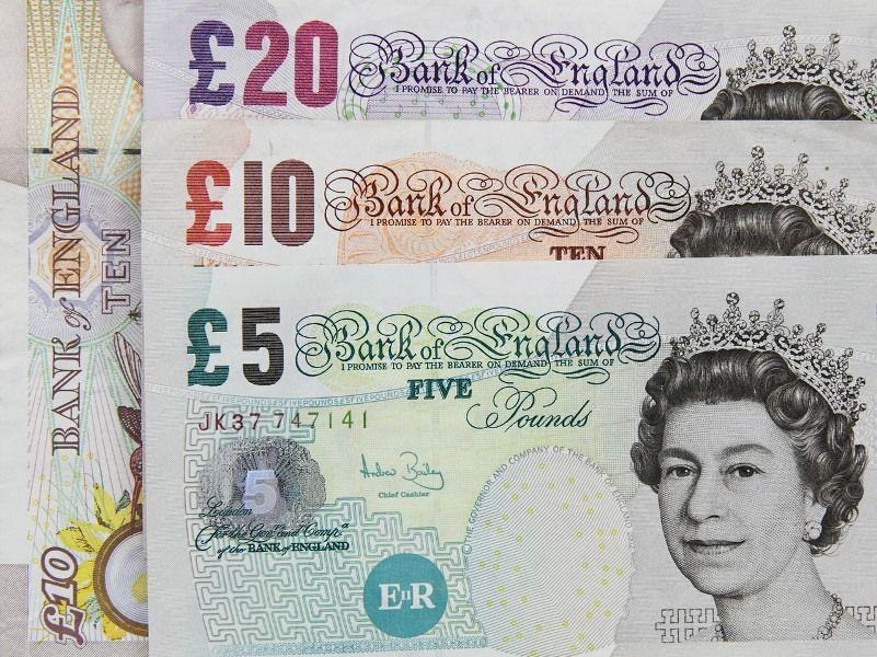 Moneda en Londres