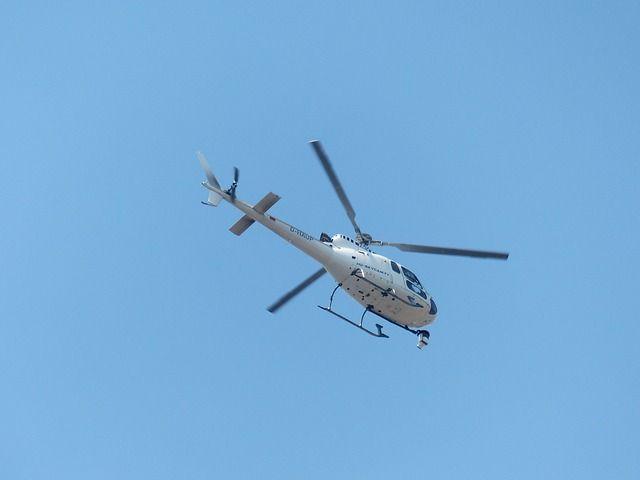 Vuelo privado en helicóptero