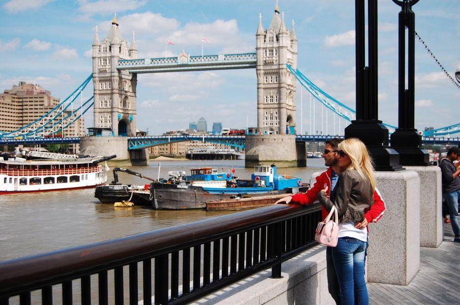 Recorrido de un día por Londres en español y crucero por el Támesis